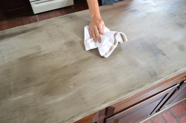 Concrete Additives For Countertops The Imperfect Beauty