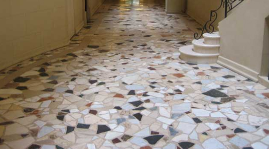Terrazzo Floors Terrazo Sealer Tiles Klein Co