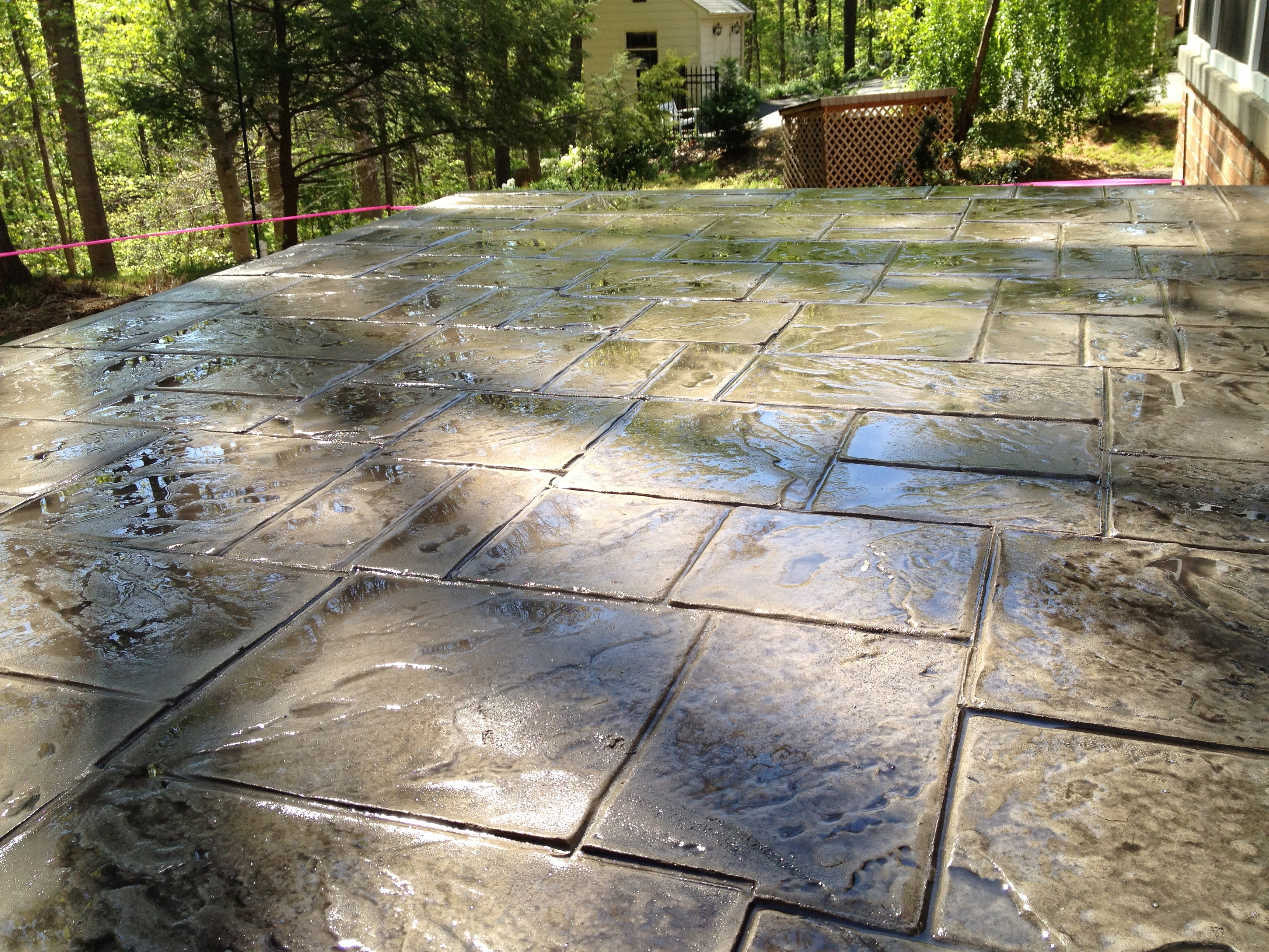 stamped concrete overlay. Post Categories Stamped Concrete Overlay
