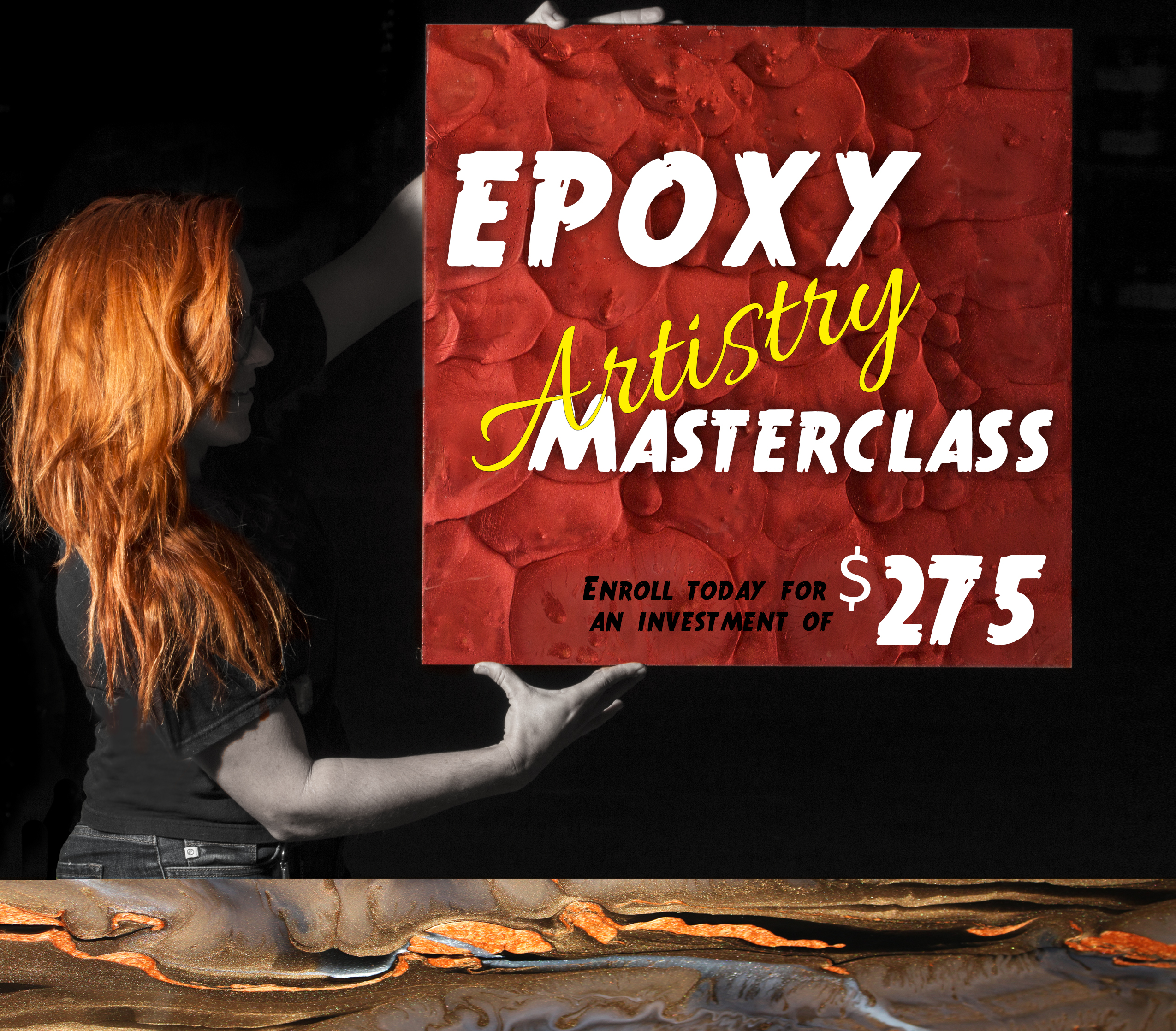 Epoxy Masterclass – Super Stone, Inc